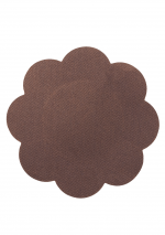 Satin Nipple Covers Brown product