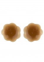 silicone nipple covers brown product back