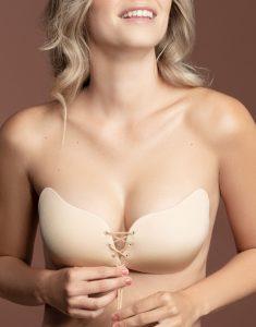lace-it bra beige pull