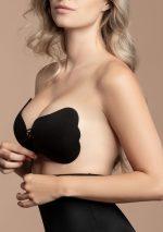 lace-it bra black side