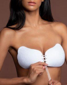 lace-it bra white pull