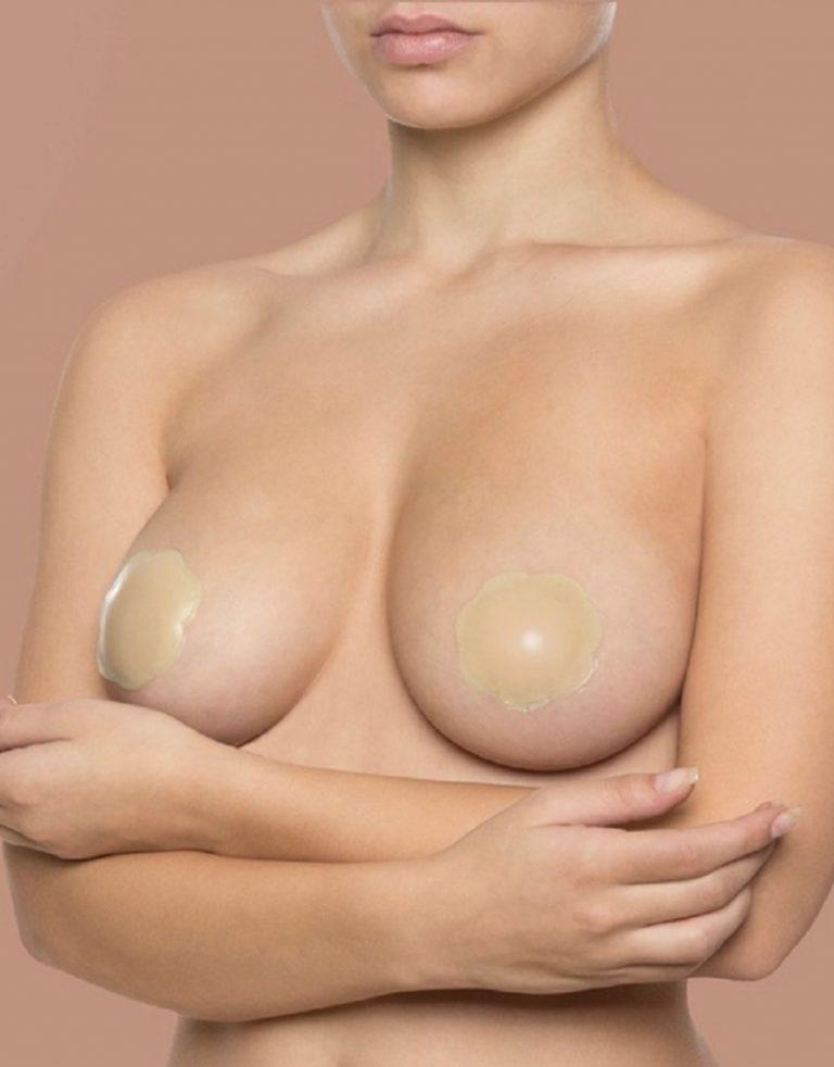 Bye Bra - Silicone Nipple Covers - Beige