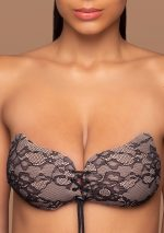 Bye Bra - Lace-it Bra - Black Lace