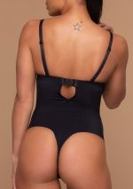 Sculpting Bodysuit Padded Wire Model Back Bands