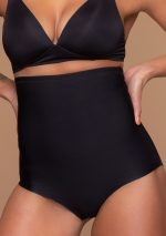 Bye Bra - High Waist Brief - Black