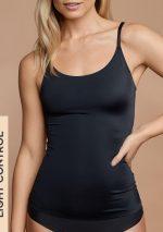 Bye Bra - Shapewear - Invisible Singlet - Black