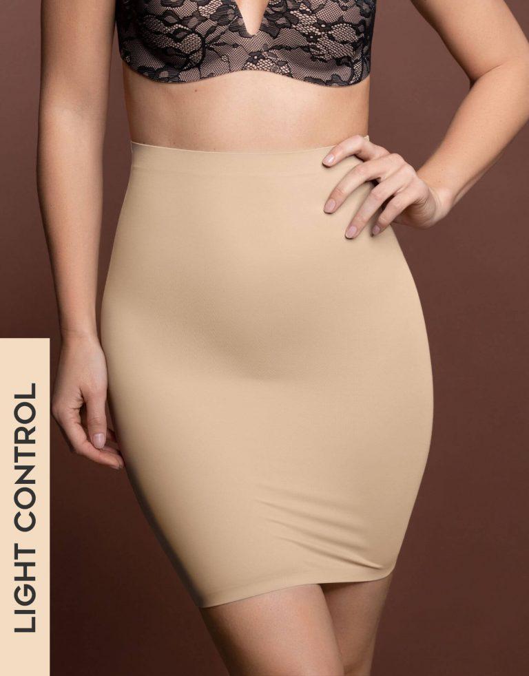 Bye Bra - Shapewear - Invisible Skirt - Beige